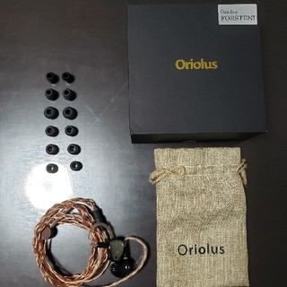 oriolus forsteni (ヘッドフォン/イヤフォン)