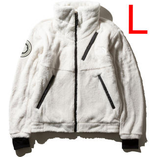 THE NORTH FACE - THE NORTH FACE VERSA LOFT JACKET L ホワイト
