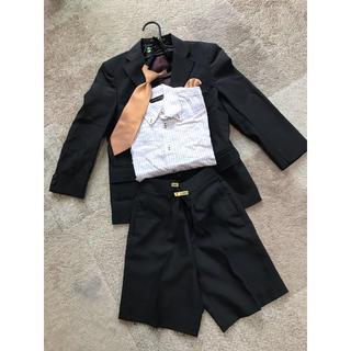 ヒロミチナカノ(HIROMICHI NAKANO)のフォーマルスーツ 130サイズ クリーニング済み 中野裕通 hiromichi(ドレス/フォーマル)