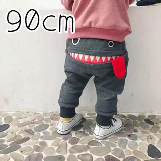 【新品】 おばけパンツ✩グレー 90cm