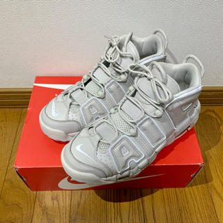 NIKE - モアテン ライトボーン NIKE AIR MORE UPTEMPO