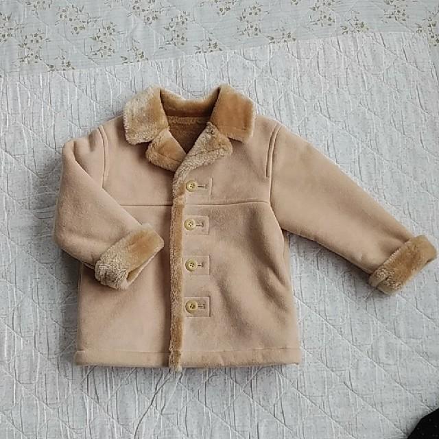 COMME CA ISM(コムサイズム)のCOMME CA ISM 90㎝ キッズ/ベビー/マタニティのキッズ服 男の子用(90cm~)(ジャケット/上着)の商品写真