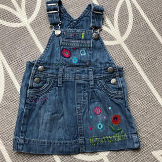 GAP Kids - GAP ジャンパースカート 70cm