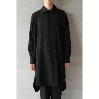 Yohji Yamamoto - yohji yamamoto 17aw ビッグシャツ