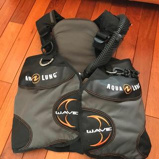 アクアラング(Aqua Lung)のAQUA LUNG BCD(マリン/スイミング)