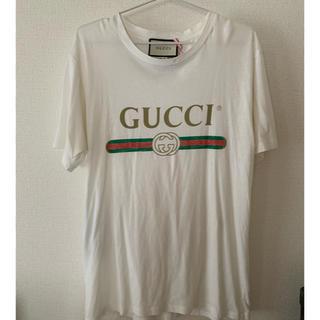 グッチ(Gucci)のGUCCI グッチ tシャツ(Tシャツ(半袖/袖なし))