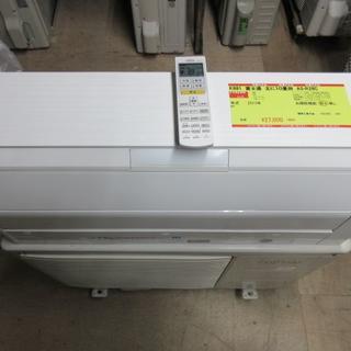 フジツウ(富士通)のK881 富士通 中古エアコン 主に10畳用 冷2.8kw/暖3.6kw(エアコン)