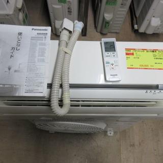 パナソニック(Panasonic)のK882 パナソニック 中古エアコン 主に6畳用 冷2.2kw/暖2.2kw(エアコン)
