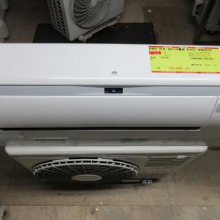 ヒタチ(日立)のK883 日立 中古エアコン 主に10畳用 冷2.8kw/暖3.6kw(エアコン)