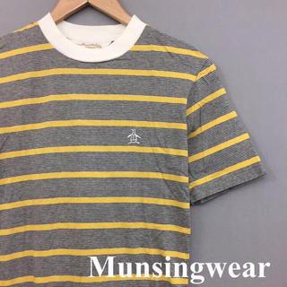 マンシングウェア(Munsingwear)のマンシングウェア Munsingwear グランドスラム 半袖 Tシャツ ゴルフ(Tシャツ/カットソー(半袖/袖なし))