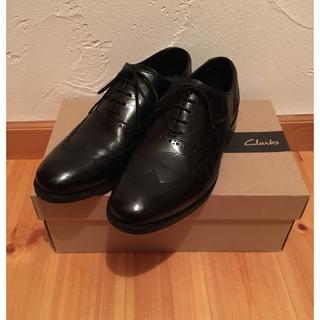 Clarks - クラークス ビジネスシューズ美品 26