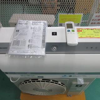 シャープ(SHARP)のK885 シャープ 中古エアコン 主に14畳用 冷4.0kw/暖5.0kw(エアコン)