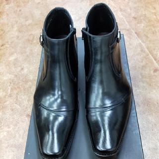 マドラス(madras)の118-2) 25.5cm:新品マドラス紳士靴(ブーツ)