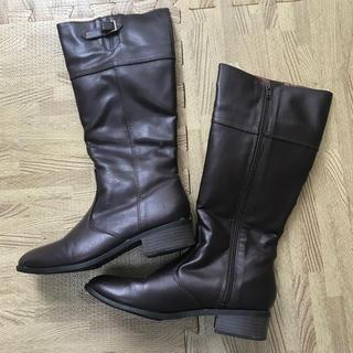 ブラウン ブーツ M(ブーツ)