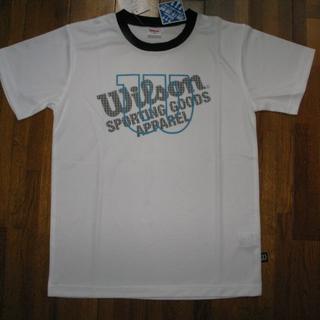 [ウィルソン] 子供服  半袖Tシャツ160(ウェア)