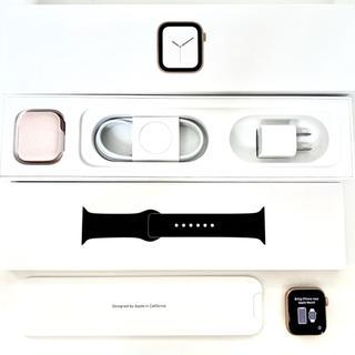 Apple Watch - 【美品】Apple Watch series 4 GPS+セルラー 40mm