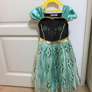 Disney - アナ雪 アナドレス