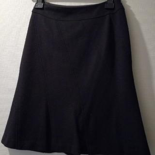 インディヴィ(INDIVI)のスカート(ひざ丈スカート)