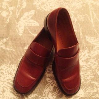 マークジェイコブス(MARC JACOBS)のMARC JACOBS ローファー(ローファー/革靴)