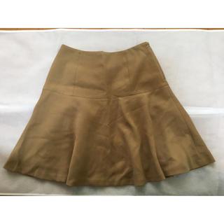 ミッシェルクラン(MICHEL KLEIN)のMICHEL KLEIN  フレアスカート(ひざ丈スカート)