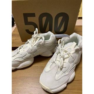 adidas - adidas Originals YEEZY 500 BONE WHITE 28