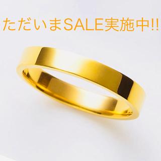 K24(純金) 鍛造 リング(リング(指輪))