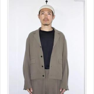 SUNSEA - URU ウル セットアップ ジャケット パンツ セット