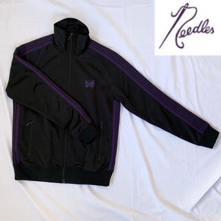 ニードルス(Needles)の定番 NEEDLES トラックジャケット Poly Smooth サイズS(ジャージ)