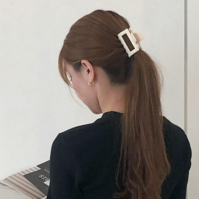 THEATRE PRODUCTS(シアタープロダクツ)のRound vance clip ヘアクリップ レディースのヘアアクセサリー(バレッタ/ヘアクリップ)の商品写真