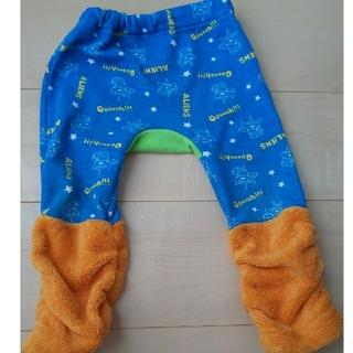 トイストーリー(トイ・ストーリー)のトイストーリー ズボン パンツ 90 パジャマ 赤ちゃん 子供 モコモコ(パンツ/スパッツ)