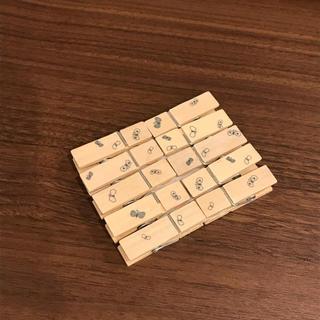 ミナペルホネン(mina perhonen)のミナペルホネン ウッドクリップ(雑貨)