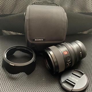 SONY - SONY FE 24mm F1.4 GM 美品 完動品ソニーa7シリーズに