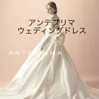 ANTEPRIMA - アンテプリマウェディングドレス ANT5027