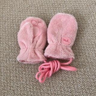 ミキハウス(mikihouse)のミキハウス 赤ちゃん 手袋(手袋)