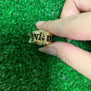 ヴィヴィアンウエストウッド(Vivienne Westwood)のヴィヴィアンウエストウッド♡シルバーリング♡美品✨(リング(指輪))