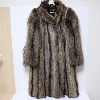 カナダグース(CANADA GOOSE)のフォックス ファー高級本毛皮 CANADA レディースメンズ兼用(毛皮/ファーコート)