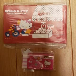 ハローキティ - キティちゃん カードホルダー & 消しゴム