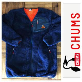 チャムス(CHUMS)のCHUMS 2018年秋冬発売 チャムス  ♡ フリースコート  男女兼用(その他)