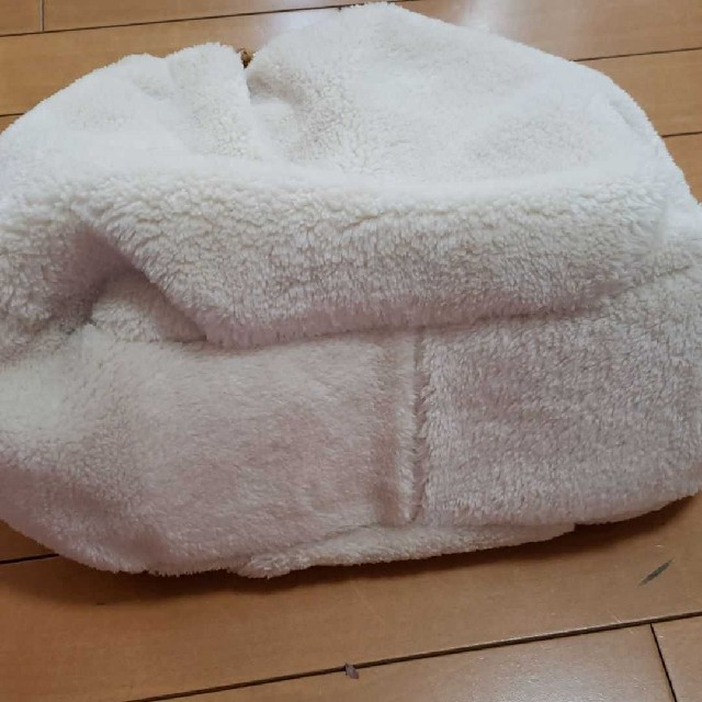 しまむら(シマムラ)の☆値下げ☆しまむらモコモコバッグ レディースのバッグ(ハンドバッグ)の商品写真