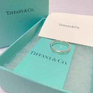ティファニー(Tiffany & Co.)のティファニー ♥︎ リング 1837™️ ♥︎(リング(指輪))