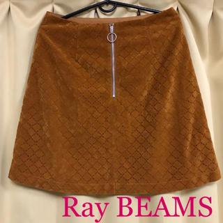 レイビームス(Ray BEAMS)のRay BEAMS レイ ビームス  ミニスカート(ミニスカート)