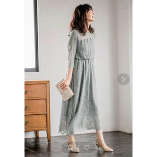 apart by lowrys - アパートバイローリーズ ワンピース M ドレス