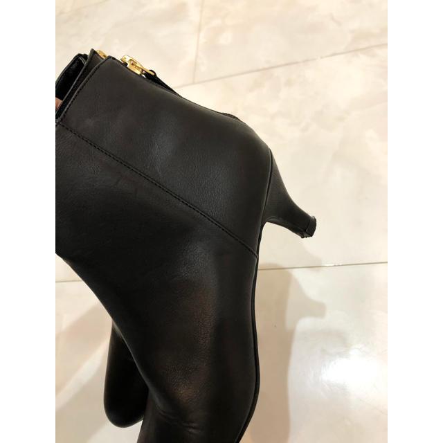 Odette e Odile(オデットエオディール)のOdette e Odile ショートブーツ 22cm レディースの靴/シューズ(ブーツ)の商品写真