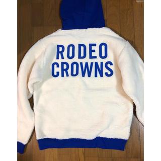ロデオクラウンズワイドボウル(RODEO CROWNS WIDE BOWL)のRCWB限定ボアパーカー(パーカー)