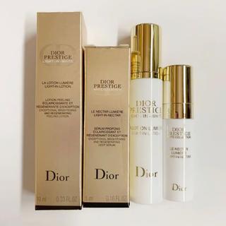 ディオール(Dior)のDior ディオール プレステージ ホワイト サンプル(サンプル/トライアルキット)