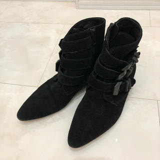 ズッカ(ZUCCa)のzucca ベルト ブーツ S(ブーツ)