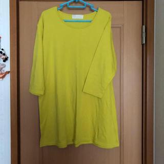 七分袖 (Tシャツ(長袖/七分))