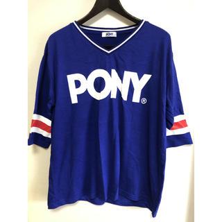ポニー(PONY)のTシャツ(Tシャツ(長袖/七分))