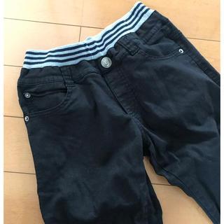 男の子 パンツ ズボン 黒 150