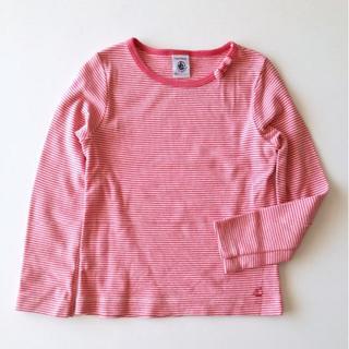 プチバトー(PETIT BATEAU)のプチバトー 長袖 トップス 5ans 108cm Petit Bateau(Tシャツ/カットソー)